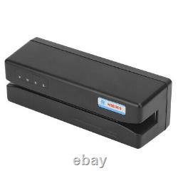 Msr909 Rfid Reader/writer & Magnetic Stripe Card 3 Tracks Reader Dc5v Usb 600mah