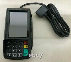 Nouveau Dejavoo Z6 Terminal Countertop Pos Credit Card Card Reader Pin Pad Vega3000