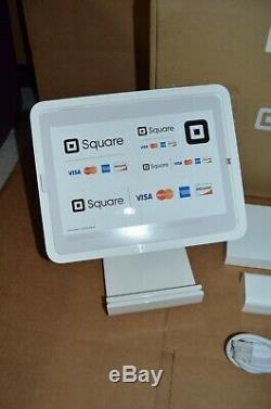 Nouveau! Place Ipad Caisse Pos Enregistrer Carte De Crédit Universal Terminal Chipeur
