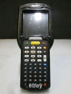 - Oui. 2) Scanner De Codes-barres Sans Fil Symbol Mc32n0-gi4hchei3 Motorola