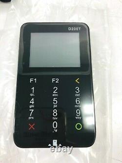 Pax D200 Terminal De Paiement Sans Fil Pour Apple Android Mifi D200-opw-364-11la