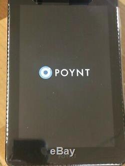 Poynt Terminal Intelligent De P3303 Carte De Crédit Lecteur / Scanner Nouveau Dans La Boîte