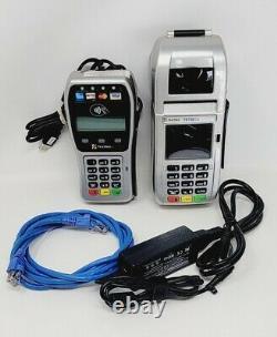 Premières Données Fd130 Duo Et Fd-35 Pin Pad Terminal Pos De Crédit/carte De Débit