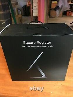 Square Pos Register Spb1-0 Spb4-01 Moniteur Double Écran