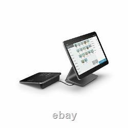 Square Register Deux Écrans Tactiles Pos Software System Accepte Les Cartes Majeures