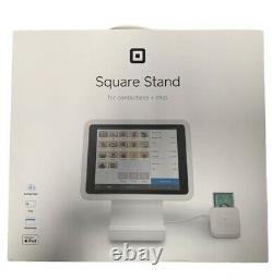 Square Stand Pour Ipad Avec Contactless & Chip Reader Bundle