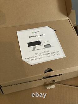Système De Point De Vente Clover, Modèle C500 Nouveau-boîte Ouverte