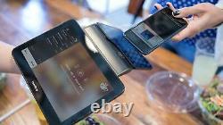 Système Verifone Carbon 8 Pos Carte De Crédit Smart 8.5 Écran Tactile Système Complete