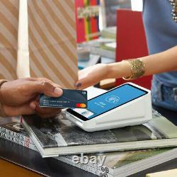 Terminal De Paiement Carré Tout-en-un & 20 X Receipt Rolls Bundle Exécutez Votre Entreprise