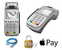 Tout Nouveau Verifone Vx520 Emv/applepay Creditcard Terminal No Merch Acnt Nécessaire