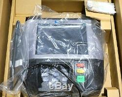 Verifone Mx880 Pos Terminal Carte De Crédit M094-509-01-r Chip Emv Capable Lecteur