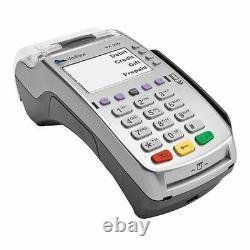 Verifone VX 520 Dual Comm Emv / Nfc 160mo Sans Contact (m252-653-a3-naa-3)nouveau