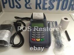 Verifone Vx510 Dual Comm (ethernet/dial) Scr 6mo Déverrouillé