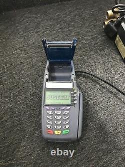 Verifone Vx510 Terminal De Carte De Crédit Gprs Ethernet