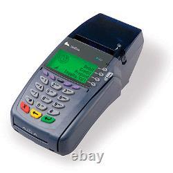 Verifone Vx510le Dialup Machine Carte De Crédit Nouveau Made Pour Les Petites Entreprises Applepay