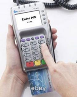 Verifone Vx520 Emv Et Vx805 Pin Pad Avec Clé De Chiffrement Carton 500
