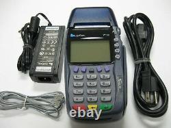 Verifone Vx570 Terminal Emv Dial Et Ethernet Avec Smart Chip Lecteur