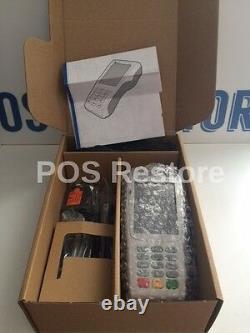 Verifone Vx680 3g Emv À Puce / Carte À Puce Nfc Contactless 192mb Débloqué Garantie