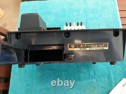 Vintage Union 76 Gas Service Station Slide Credit Card Machine Addressograph