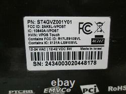 Vpos Touch Distributeur Automatique Lecteur De Carte De Crédit St4gvz001y01 (lire Ci-dessous)